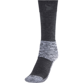 Rohner Fibre Tech Calcetines, black denim